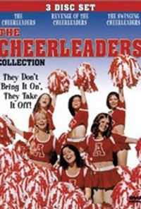 The Cheerleaders DVD